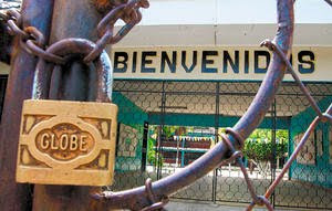 locked schools in Honduras