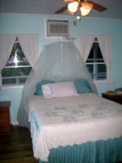 bedroom, Utila, Honduras