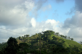 mountain, north coast, Honduras