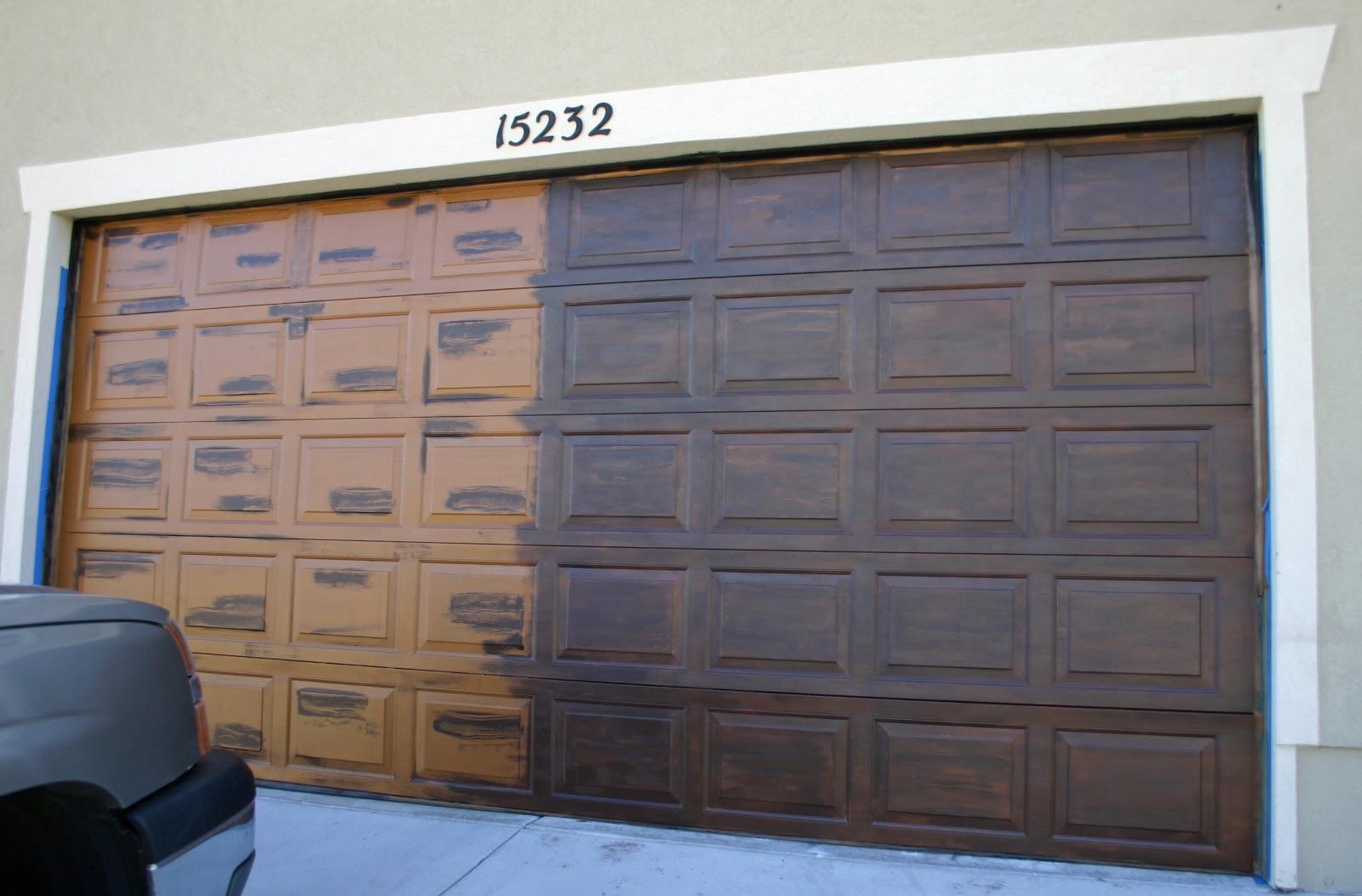Moody Girl Projects: Garage Door: Take 2 on Garage Door Colors  id=67917
