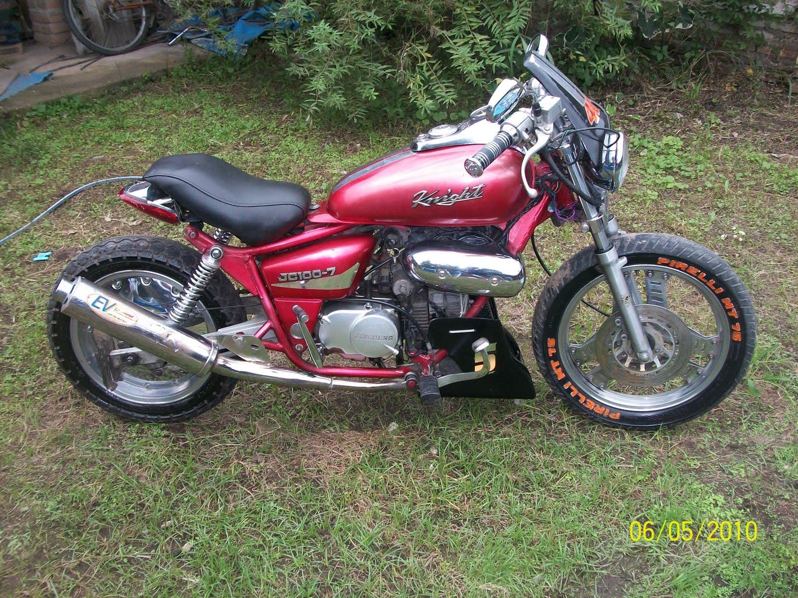 Las mejores fotos de motos! (motos tuneadas y motos raras