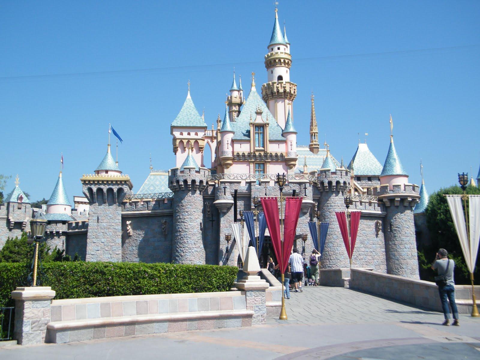 Bazza's Blog: California - Disneyland