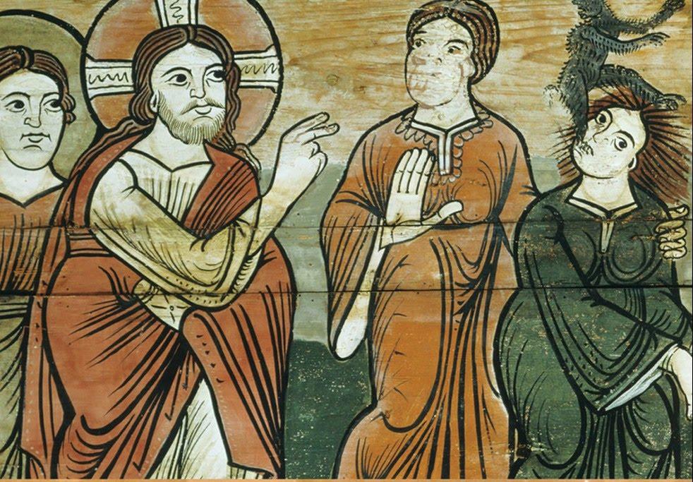 Gospels During Israel Time Map
