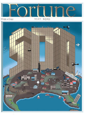 chris ware portada revista fortune censurada crisis capitalismo blog colombia