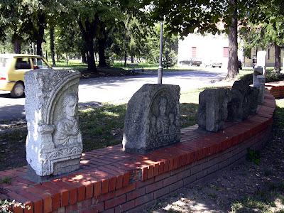 La forteresse de Niš et le Lapidarium ; berceau et coeur de la ville 4