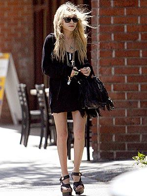 Estilo Mary Kate Olsen