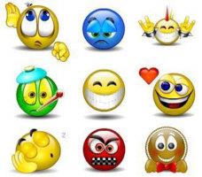 emoticons legais para o msn