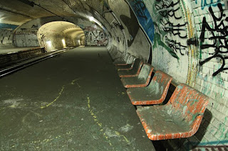 Rochester Abandoned Subway Map.Urban Revival Abandoned Subway Stations From Around The World