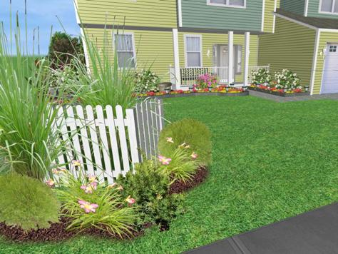 Views From The Garden Landscaping Ideas To Hide Utility Bo