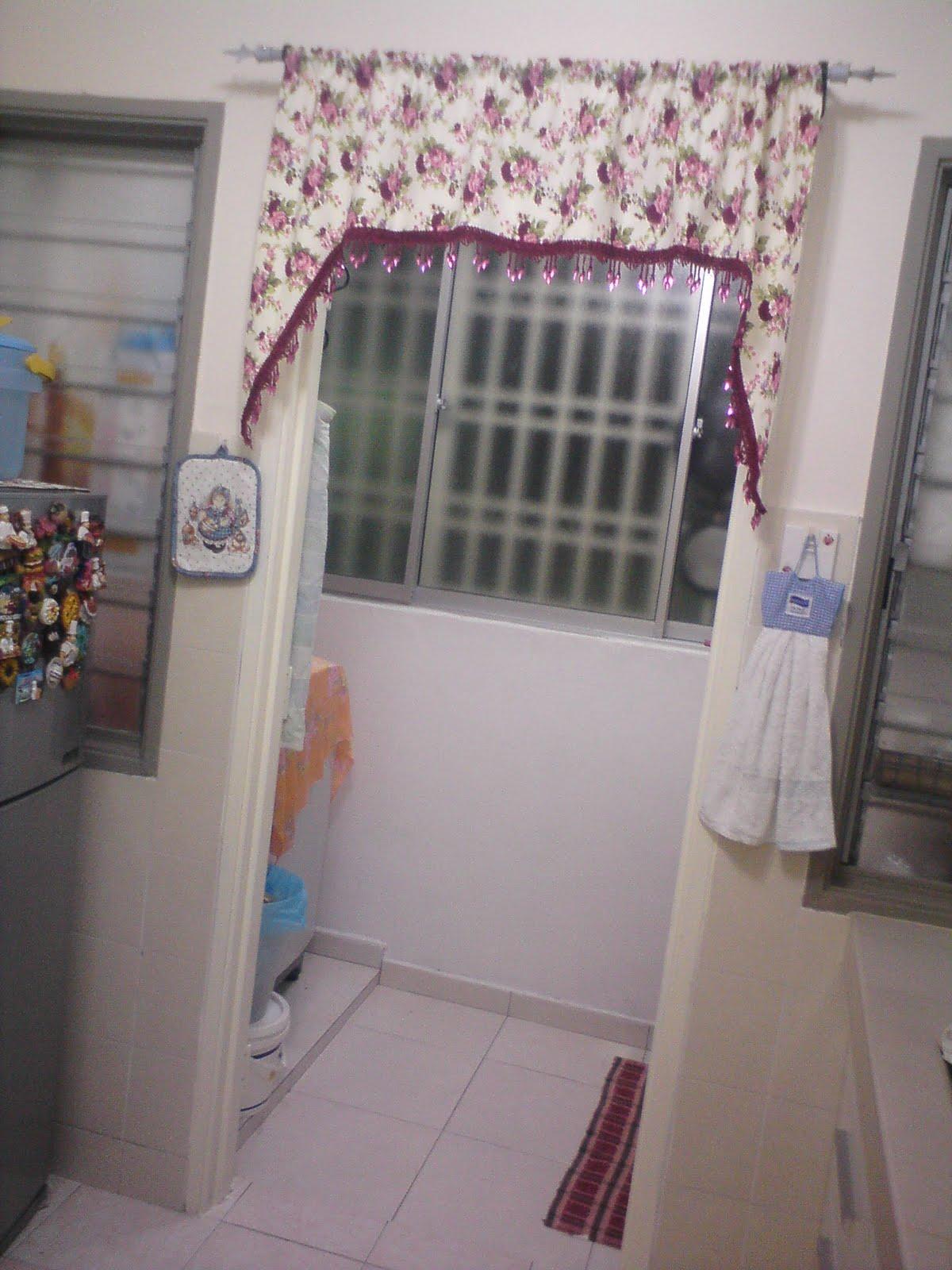 Pintu Nak Masuk Ke Dapur Koboi Tak Siap Lagi