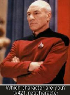 Star Trek - Sci Fi Blog : Which Science Fiction Character