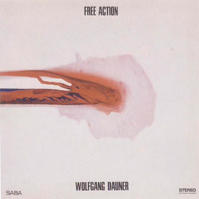 Wolfgang Dauner - Free Action (SABA, 1967)