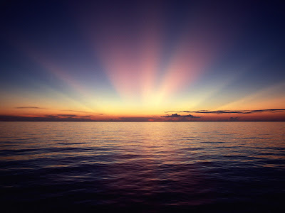 Sun Set- Beautiful