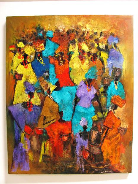 Senegal Contemporary African Art