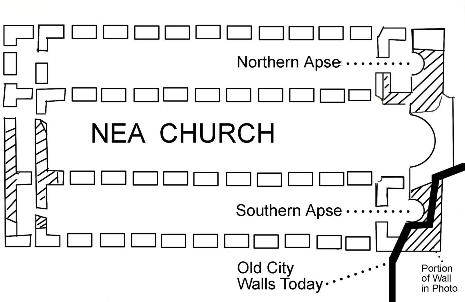 Generation Word Bible Teaching Nea Church Of Justinian