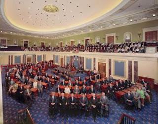 senate government executive stimulus bailout