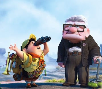 PIXAR UP Movie
