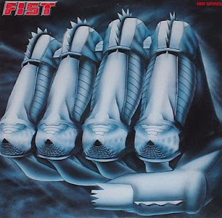Fist (Can) - Hot Spikes (1980) • Heavy Metal Rarities Forum