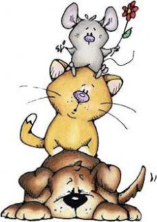 Fábula El Perro El Gato Y El Ratón