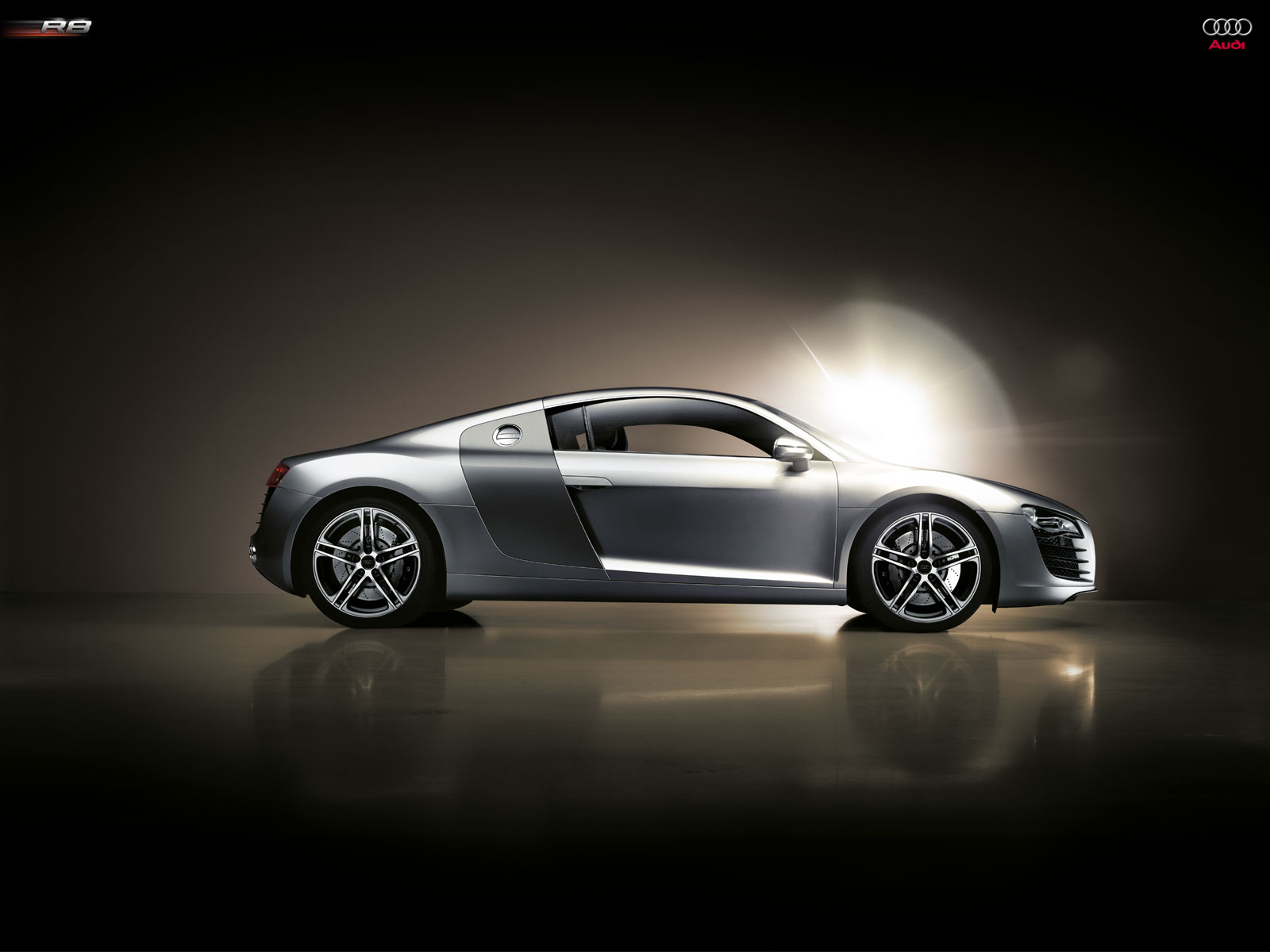 audi r8 017 Hd Exotic Car Wallpapers