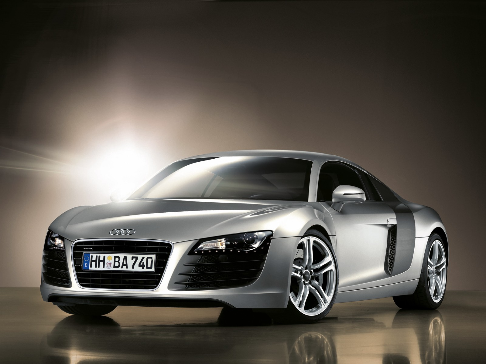 Audi R8 001 Hd Exotic Car Wallpapers