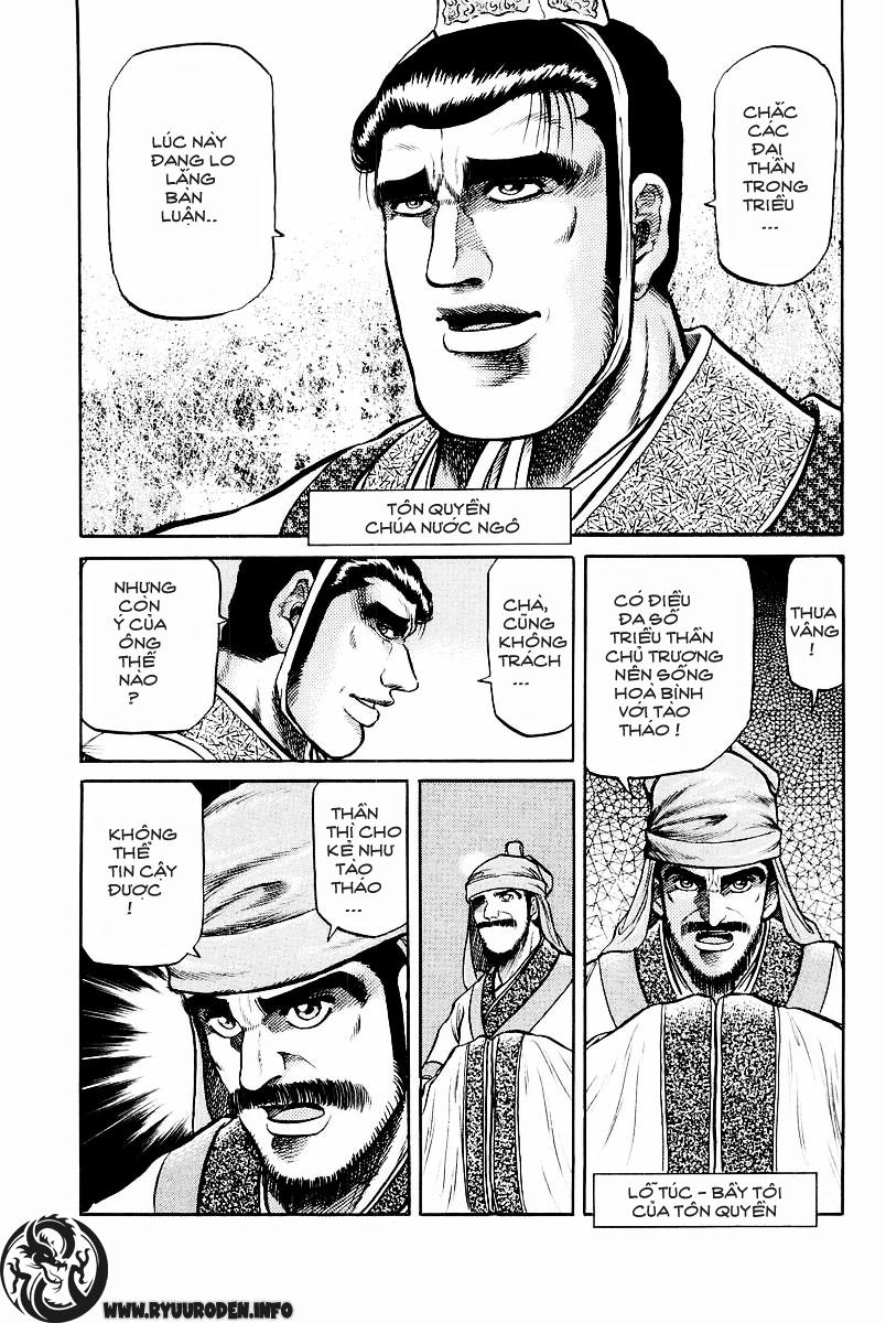 Chú Bé Rồng - Ryuuroden chap 29 - Trang 3