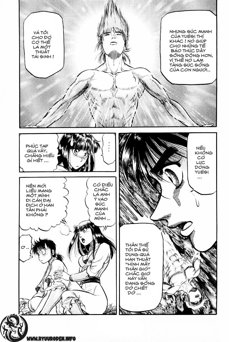 Chú Bé Rồng - Ryuuroden chap 29 - Trang 11
