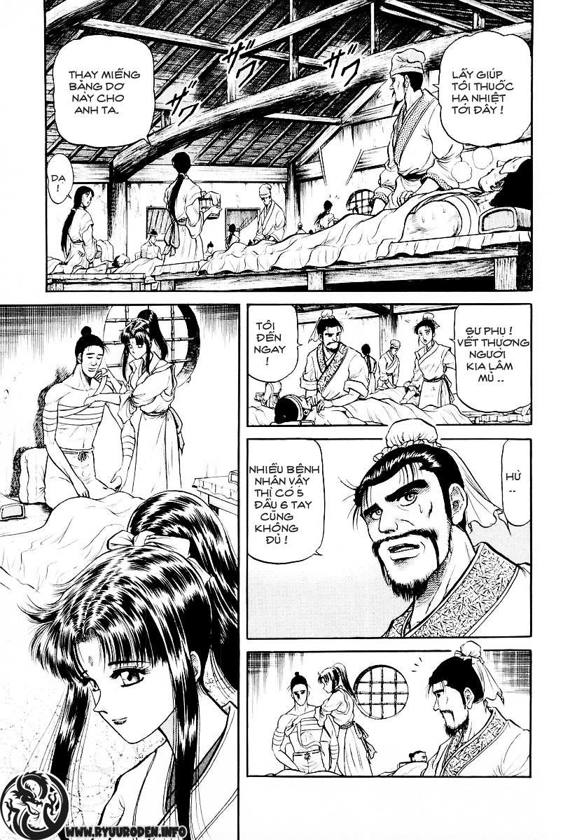 Chú Bé Rồng - Ryuuroden chap 29 - Trang 21