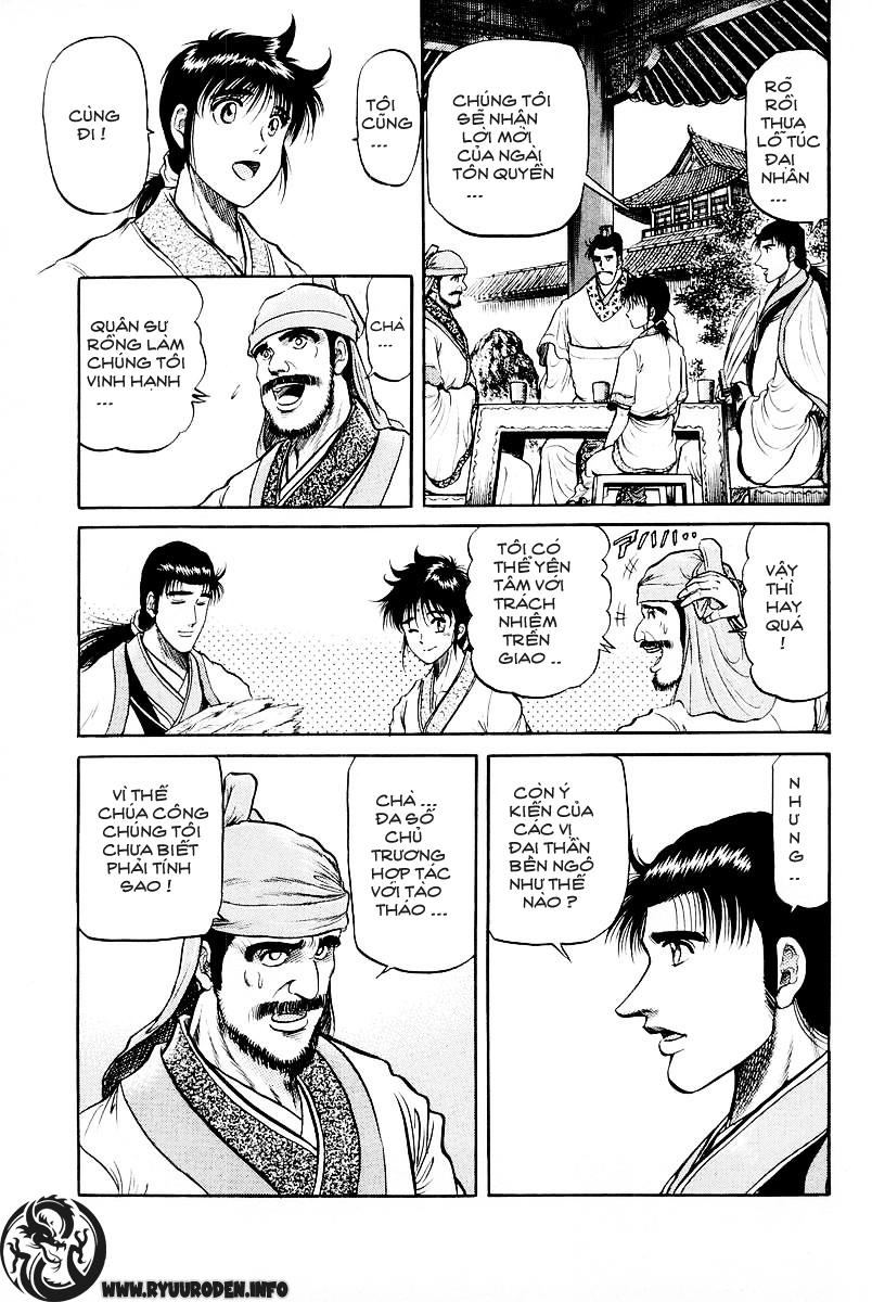 Chú Bé Rồng - Ryuuroden chap 29 - Trang 35