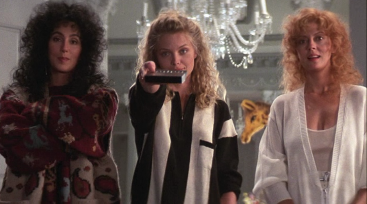Witches Of Eastwick Quotes: The Witches Of Eastwick Quotes. QuotesGram
