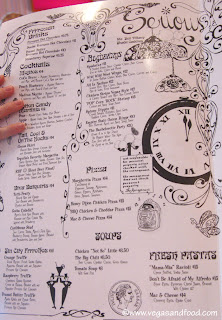 Caesars Palace - Serendipity 3 - Vegas and Food