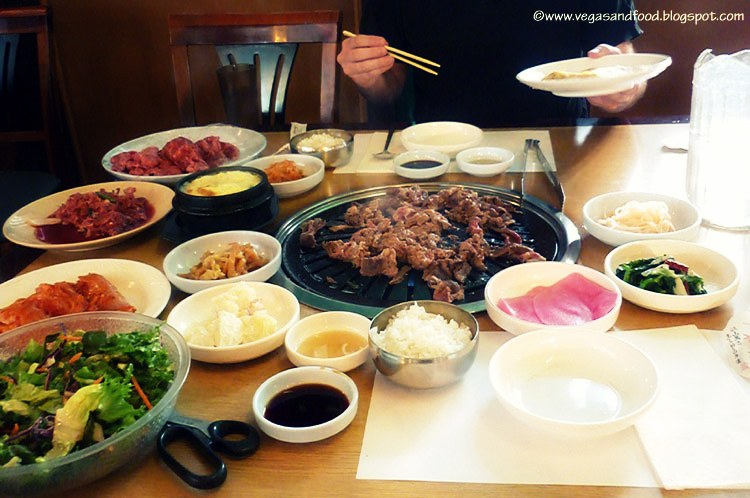 Manna Korean Bbq Koreatown Closed Vegas And Food