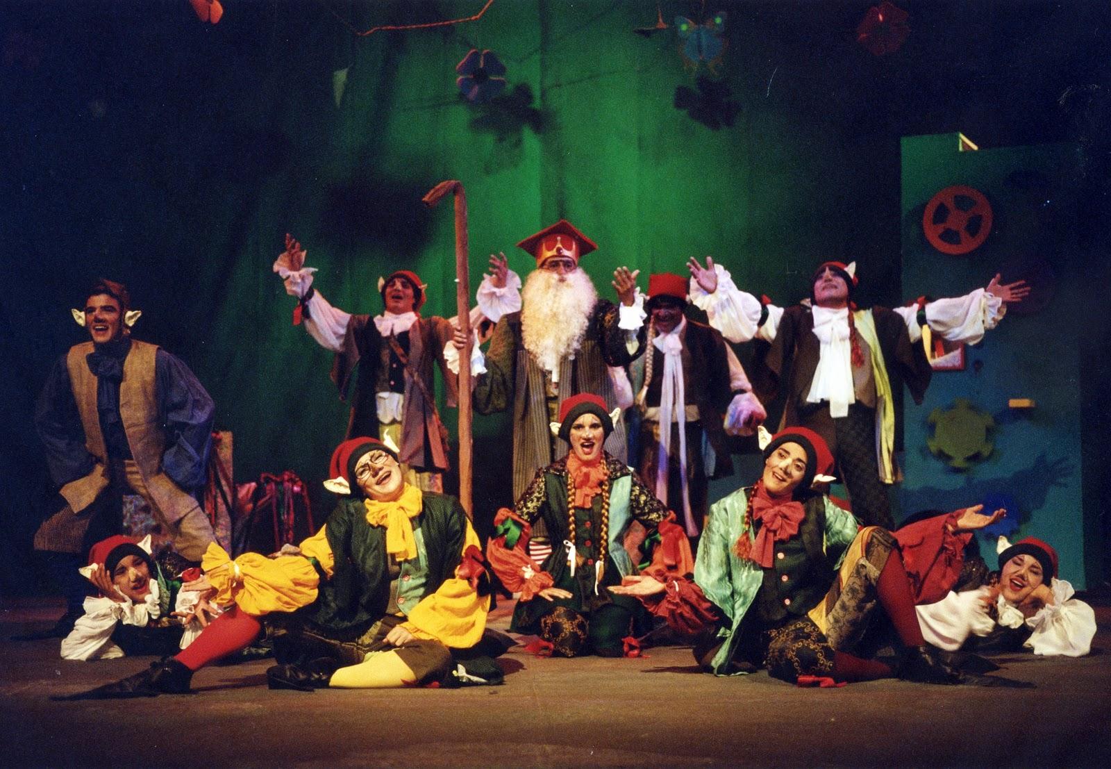 Resultado de imagen para navidad teatro