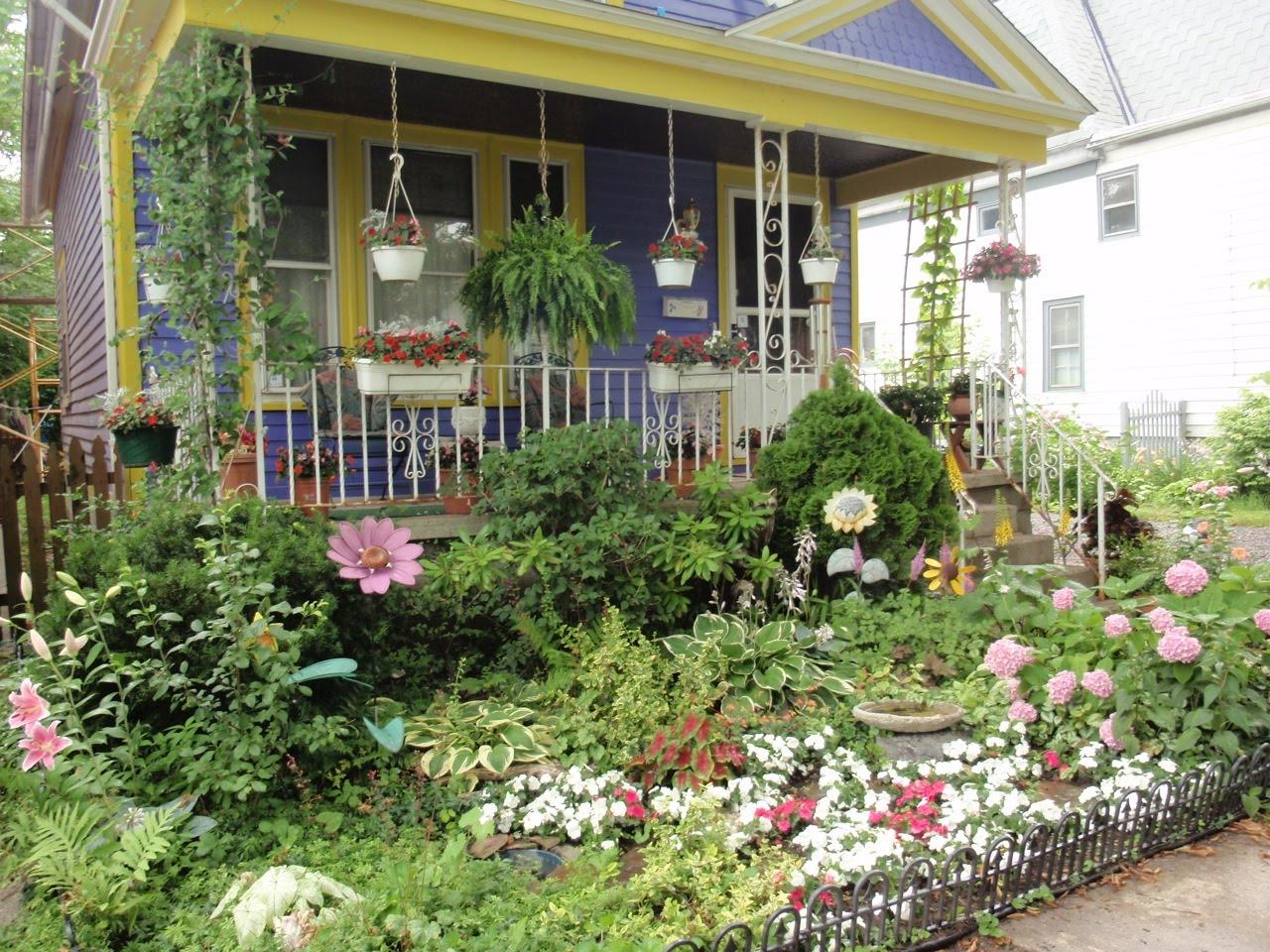 Cottage Garden Landscape Design Ideas – Thorplc Com