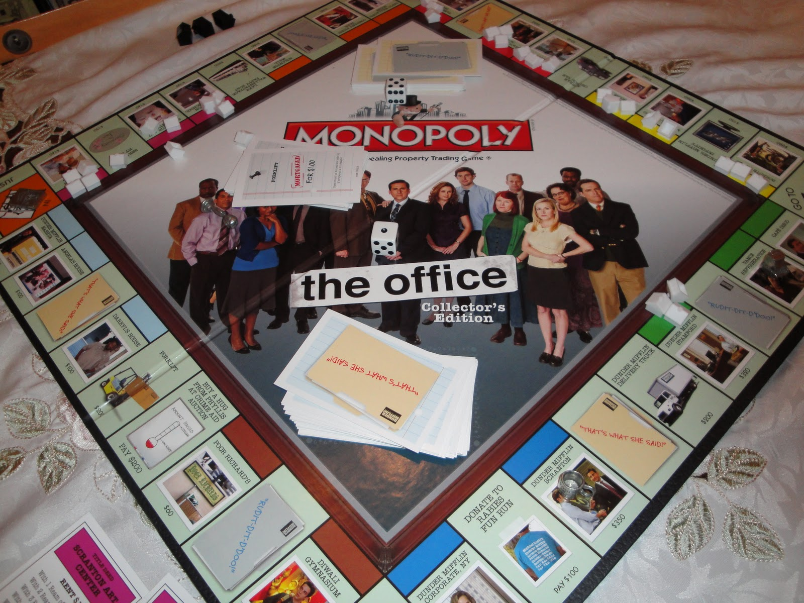 Office Monopoly