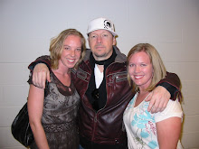 Angie, Donnie, and me!
