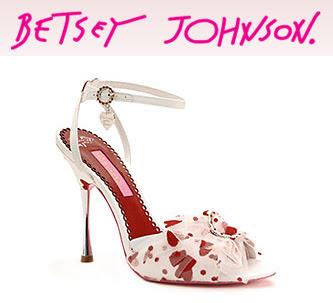 Betsey Johnson Shoes Uk