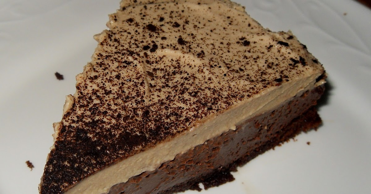 Layer Chocolate Cake With Coffee