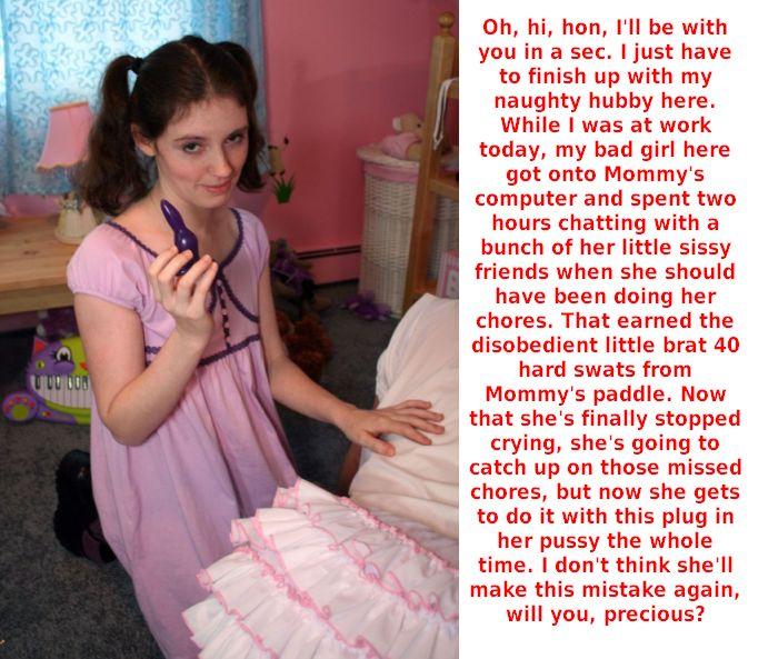diaper girlfriend caption