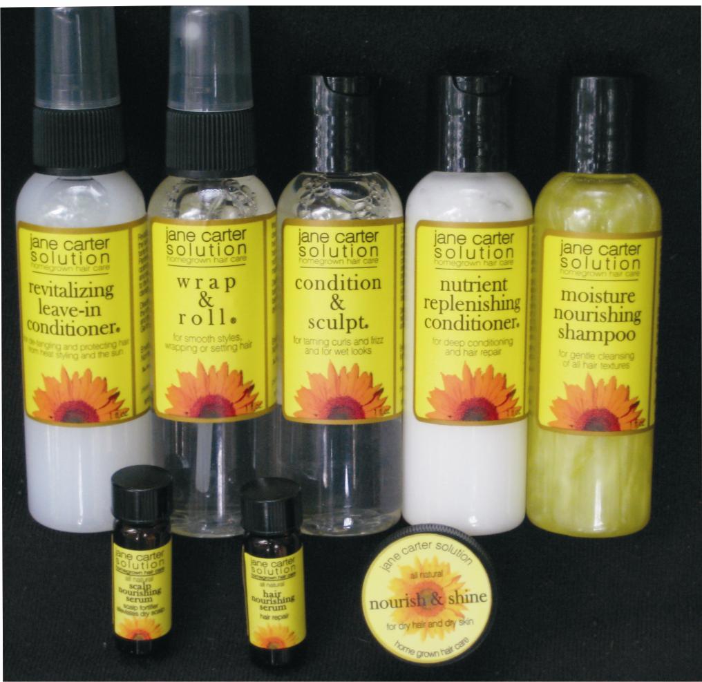 Natural Hair Products Sold At Target