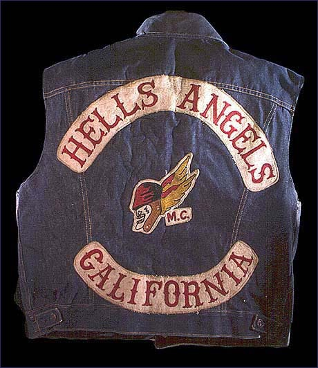 applied machete a hells angel goes to the smithsonian. Black Bedroom Furniture Sets. Home Design Ideas