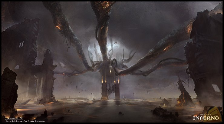 Gates Of Hell Concept Art