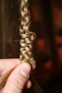 Tween Slide-Up Braid #5