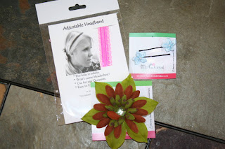 Hair Accessory Prize Pack #3