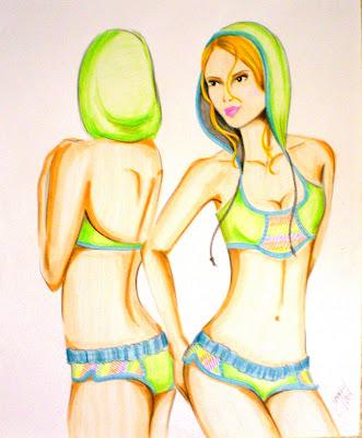 Roxy Design A Bikini 99