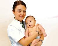 bebek Yeni doğan bebeğin bakımı korktuğunuz kadar zor değil