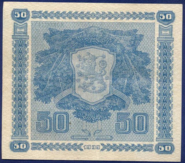 Finland 50 markkaa