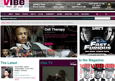 Charlotte-based Internet Company Partners With Vibe