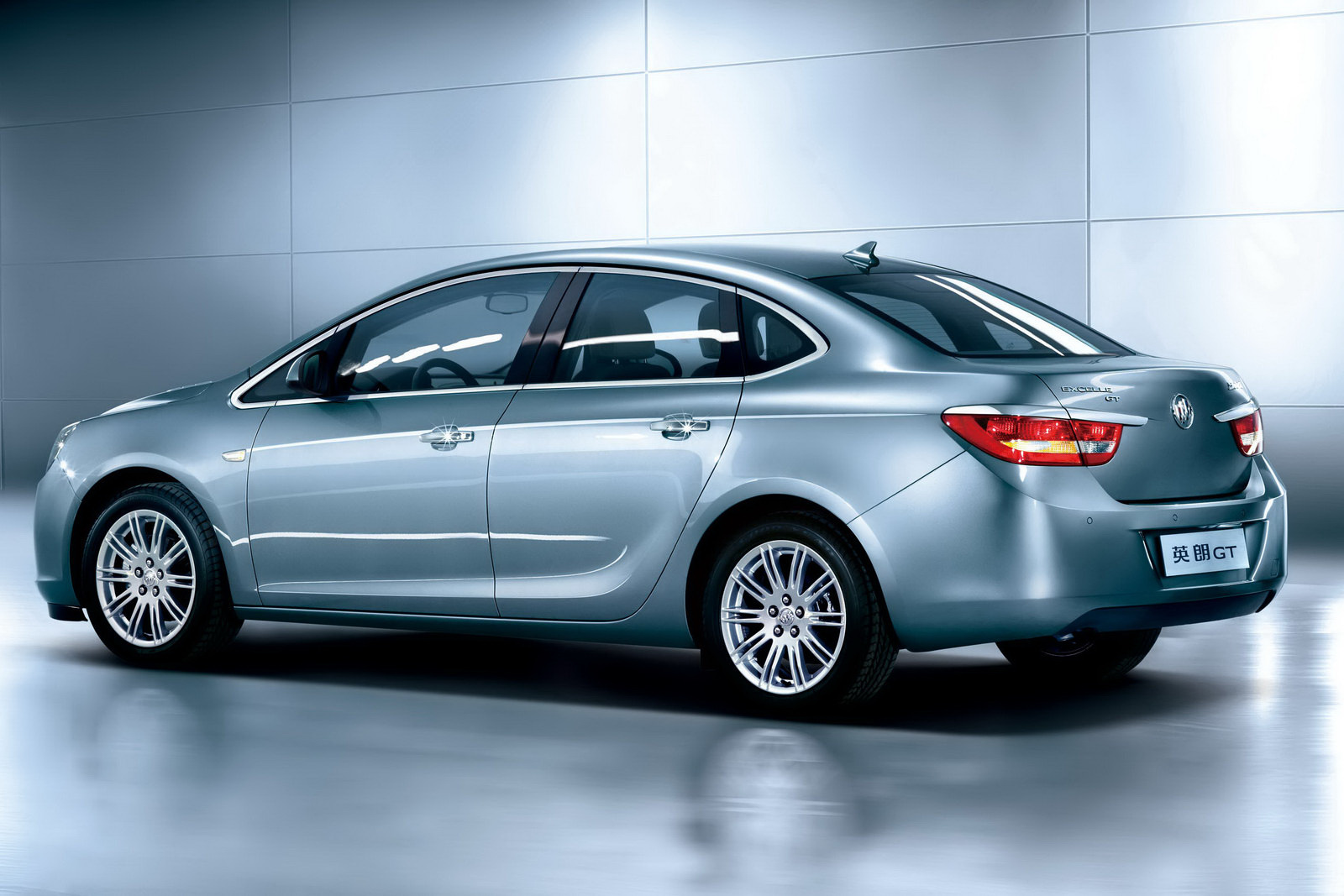 Small Home Improvements 2010 Buick Verano Opel Astra Sedan To Be Built In
