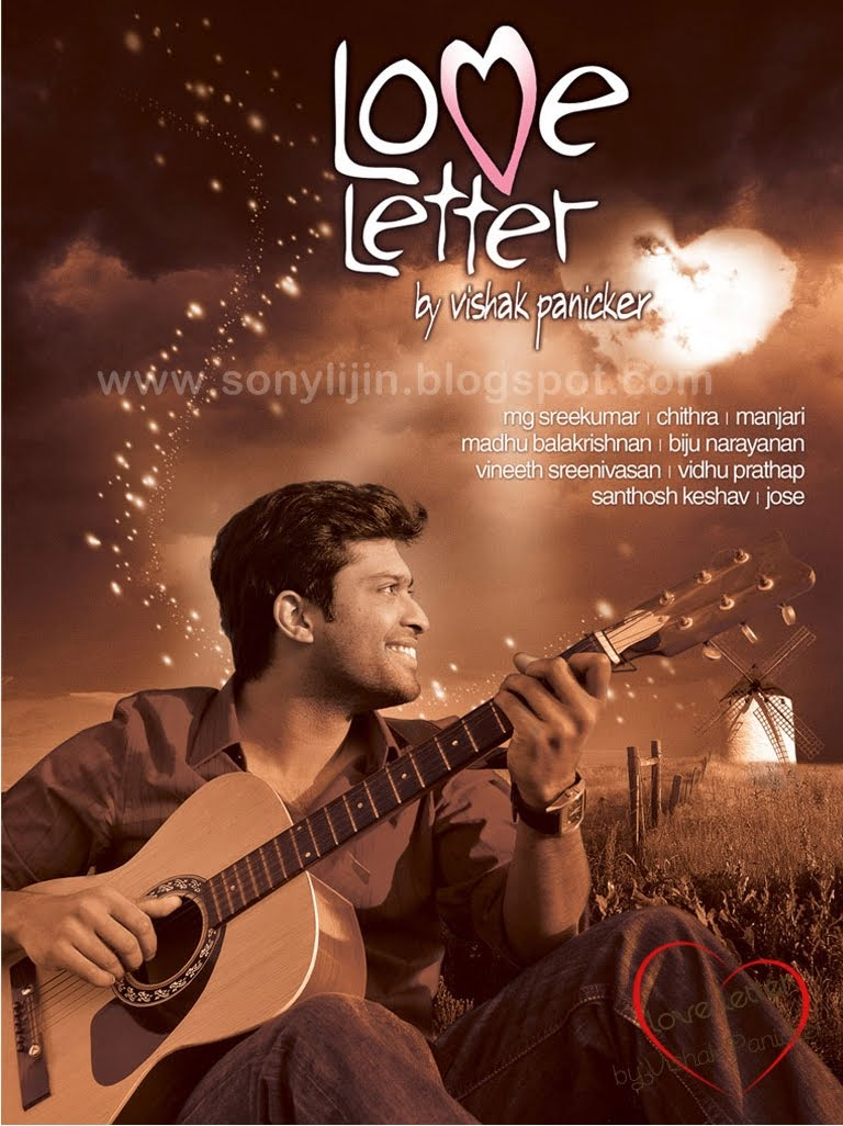 Malayalam Album, Movies, Songs Database: Love Letter
